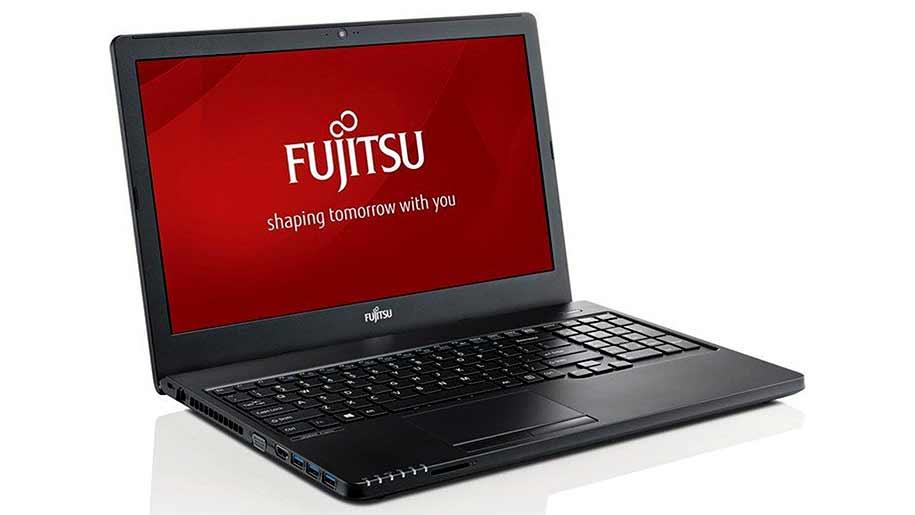 لپ تاپ A555 فوجیتسو ، لپ تاپی ارزان همراه با قابلیت های بی نظیر