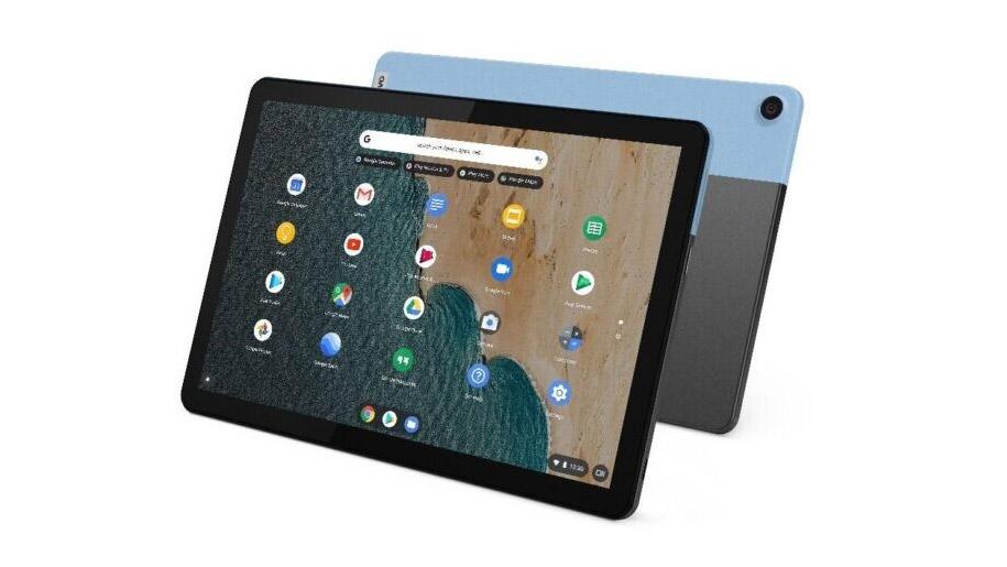رونمایی لنوو از Chromebook Duet با صفحه کلید جدا شونده