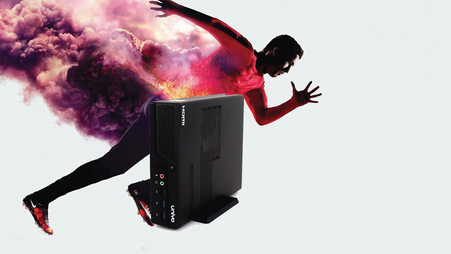 با مینی کامپیوتر UR One Plus حرفه ای کار کنید