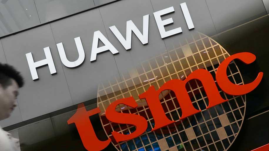 توقف تولید پردازنده های هواوی توسط TSMC به دلیل تحریم آمریکا