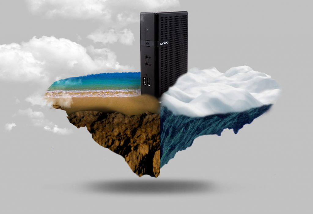 خرید مینی کامپیوتر ایرانی یونیوو