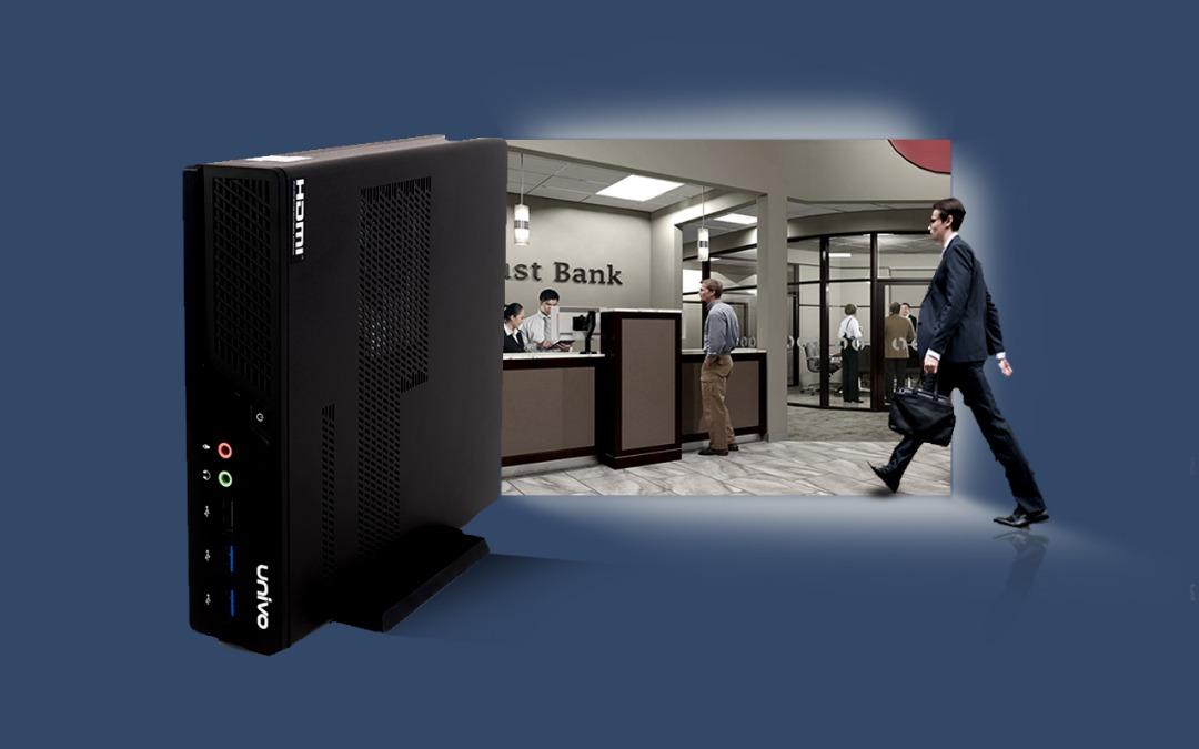 مینی کامپیوتر مناسب بانک و سازمان ها