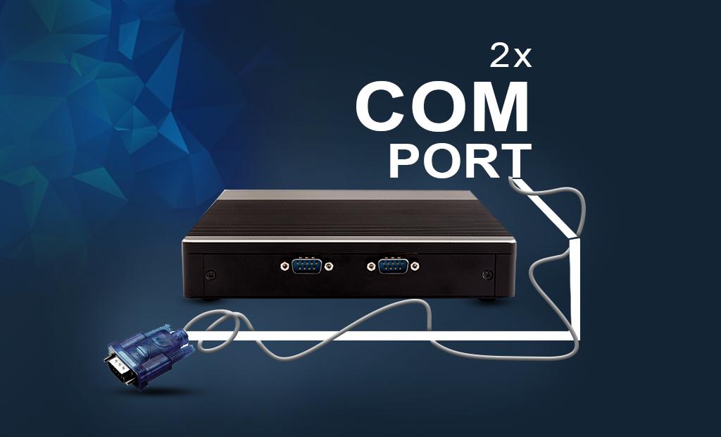 مینی کامپیوتر با پورت COM