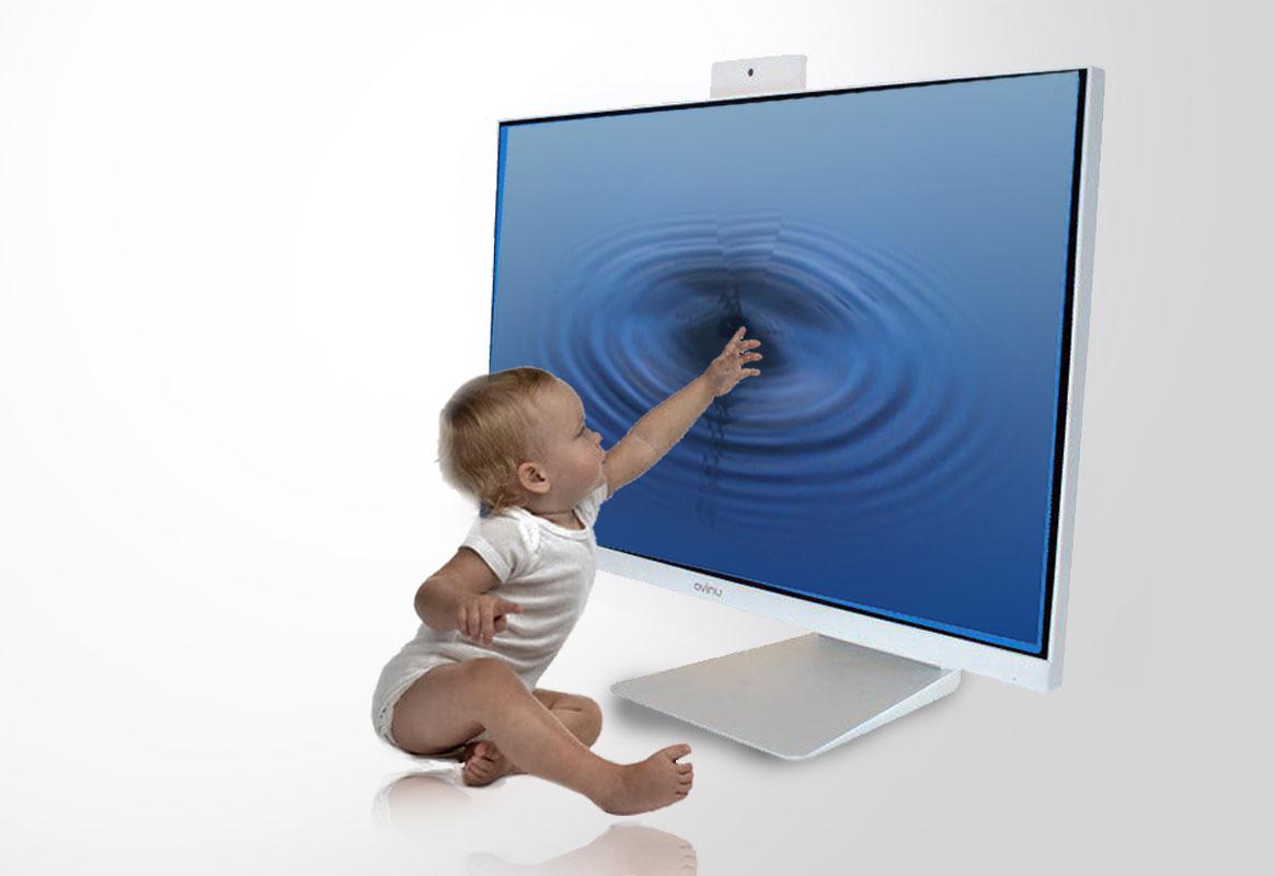 کامپیوتر همه کاره لمسی مناسب کودکان