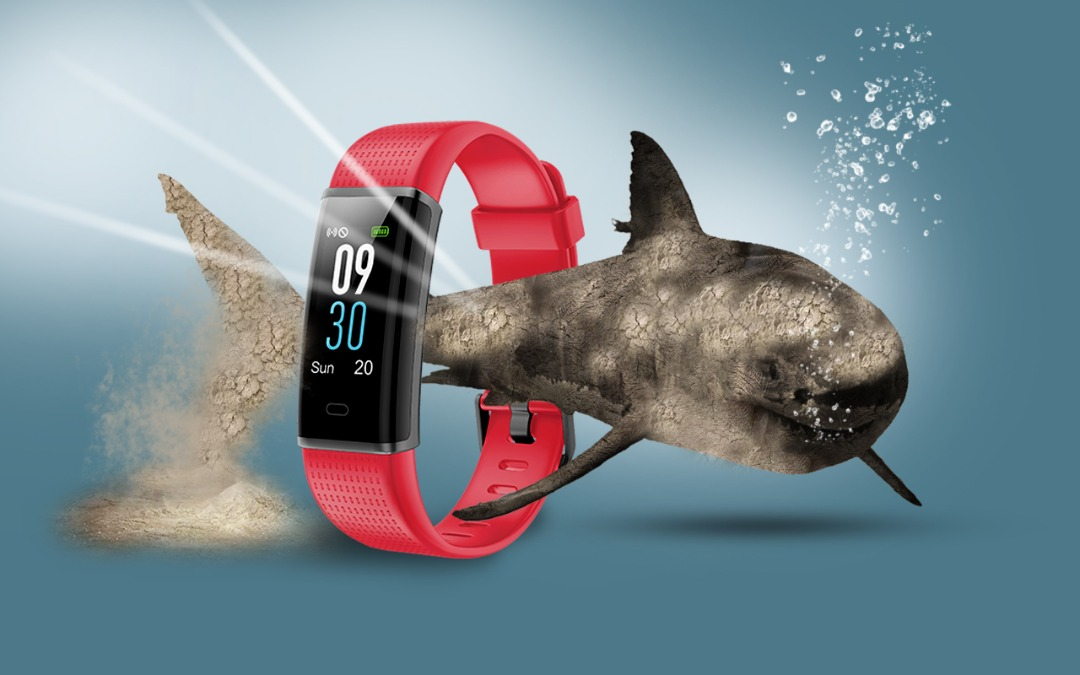 قیمت دستبند هوشمند یونیوو