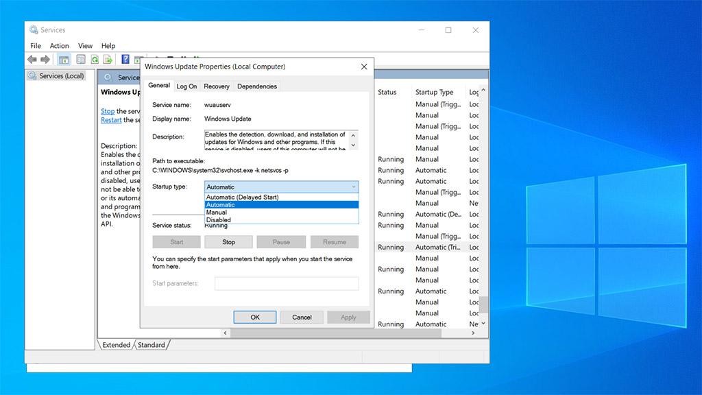 چگونه آپدیت خودکار ویندوز 10 را غیر فعال کنیم؟