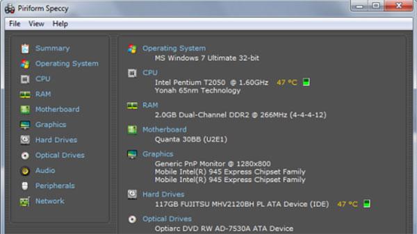 چگونه دمای پردازنده را در سیستم عامل ویندوز بررسی کنیم؟