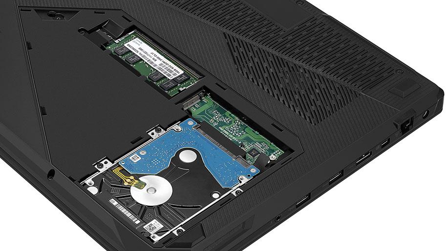 استفاده همزمان از SSD و هارد در لپ تاپ