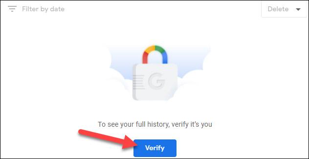 آموزش رمز گذاشتن روی تاریخچه گوگل کروم